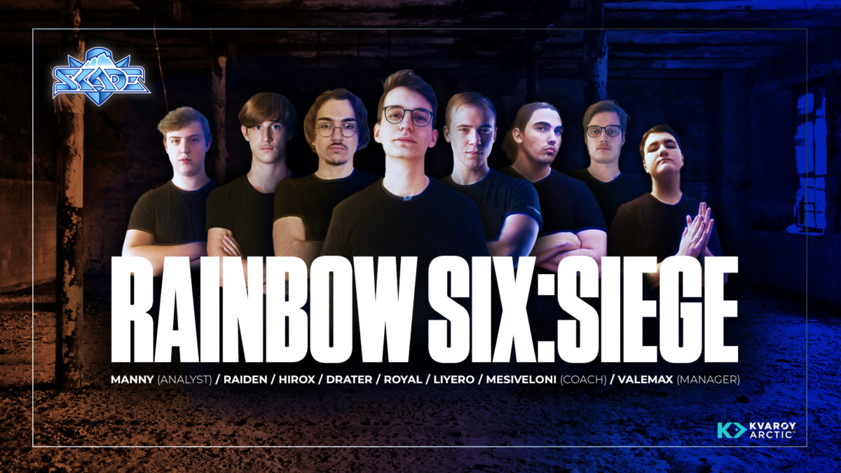 SKADE Enter Rainbow Six Siege