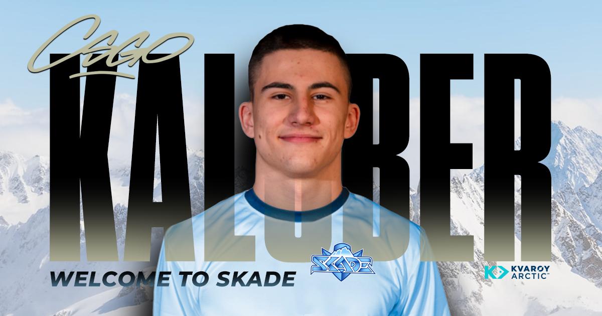 KalubeR signs for SKADE CSGO Team